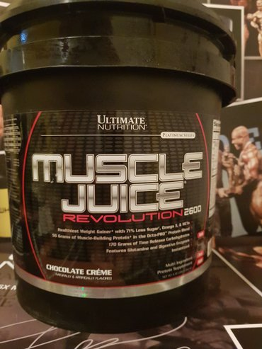 Ultimate nutrition muscle juice gainer 5. 04kg - 5200. 00 - Novi Sad