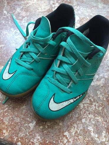 Bakı şəhərində Фубольные бутсы Nike, в отличном состоянии Размер 29.5