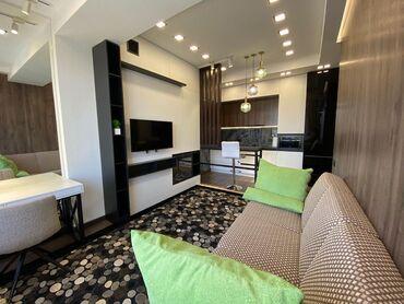 Продажа квартир - Договор купли-продажи - Бишкек: Элитка, 1 комната, 52 кв. м Теплый пол, Дизайнерский ремонт, Лифт