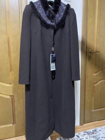 аристон 50 литров цена ош in Кыргызстан   КОТЛЫ, ВОДОНАГРЕВАТЕЛИ: Женское пальто новое темно-коричневого цвета  с норкой  размер 46 турц