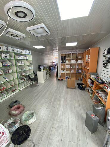 собачий рынок бишкек in Кыргызстан | МАГАЗИНЫ: 121 кв. м, Без мебели