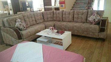 Bakı şəhərində Kunc divan Fabrik istehsali.acilan bazali