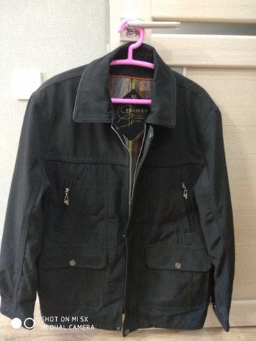 Мужская куртка.Состояние отличное.Размер 50 в Бишкек