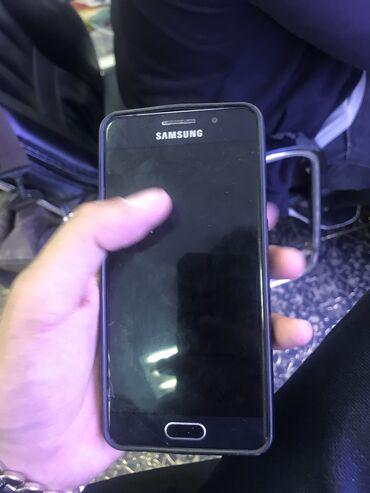 samsung galaxy c7 в Кыргызстан: Б/у Samsung Galaxy A3 2016 Золотой