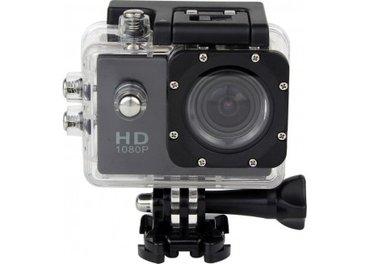 Αδιάβροχη action camera HD 1080p. Action camera με ανάλυση 1080P σε Δυτική Θεσσαλονίκη