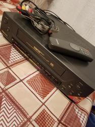 video kaset - Azərbaycan: Video maqnitafon Samsung. Az ishlenmish
