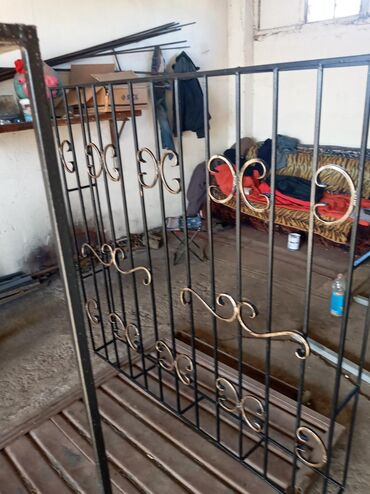 строительство-и-ремонт в Кыргызстан: Решетки для окон :: замер установка бесплатно