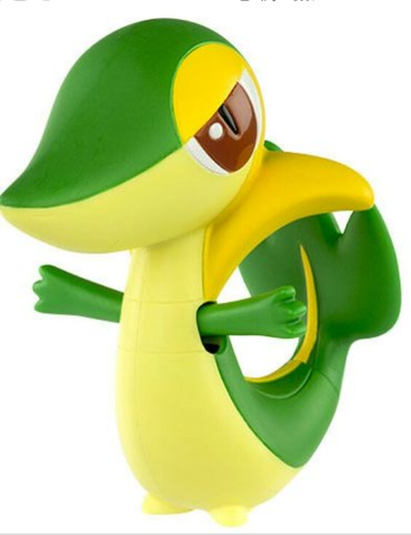 Igracka pokemon Snivy Sa pokretnim rukama NOV NOV NOV!!!! - Pozarevac