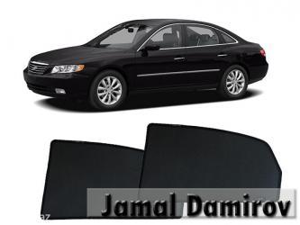 Bakı şəhərində Hyundai grandeur 2009 üçün yan pərdələr. 25-30 azn