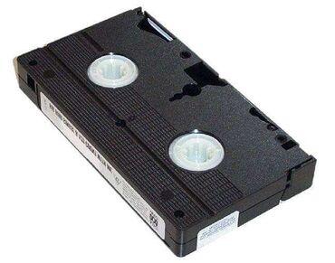 Оцифровка видеокассет.Vhsvhs-cvideo 8hi 8mini