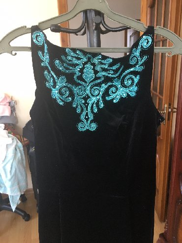 шью на заказ платье в Кыргызстан: Национальное платье. Надевала один раз на кыз-узатту. Специально шили