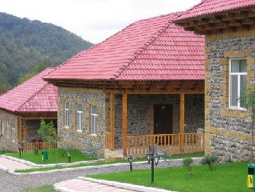 kombi 32 - Azərbaycan: Obyekt 32 kotec nömrəsindən ibarətdir . 2 ha ərazidə yerləşir və