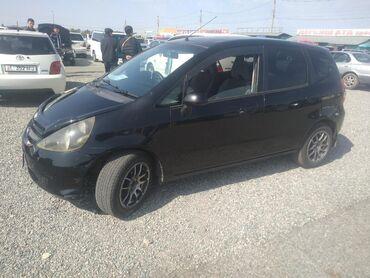 черная honda в Кыргызстан: Honda Fit 1.3 л. 2004