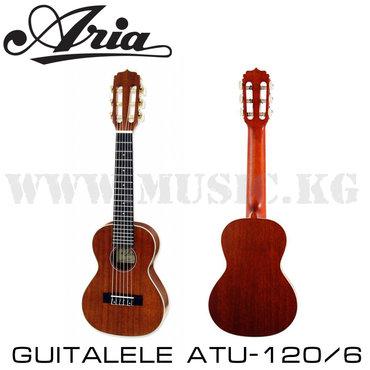 Гиталеле ARIA ATU-120/6 MH – шестиструнная тенор-укулеле (гиталеле)