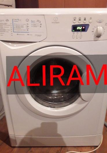Xırdalan şəhərində Öndən Avtomat Washing Machine Indesit 7 kq.