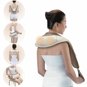 Ударный Вибромассажер для спины плеч в Душанбе