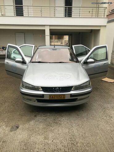 Peugeot 406 2 l. 2003 | 922820 km