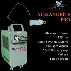 aleksandrit lazer - Azərbaycan: Yeni modelYalniz AzBeauty GroupdaAlexandrite Pro 2019- Aleksandrit