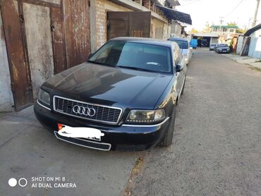 audi 100 2 6 quattro в Кыргызстан: Audi A8 4.2 л. 2002 | 300000 км