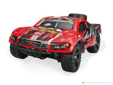 R/c short-course remo hobby rocket 4wd 2. 4ghz 1/16 rtr в Бишкек