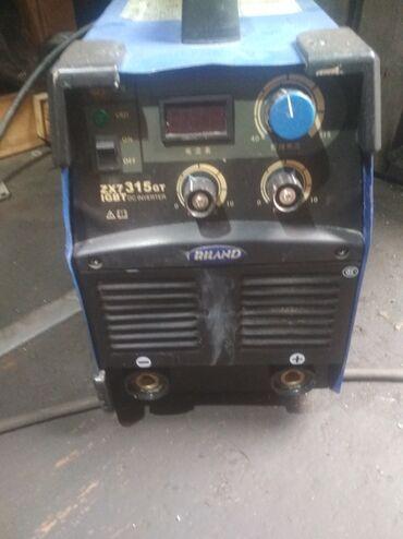 Инструменты в Кыргызстан: Профессиональный сварочный аппарат Riland zx7 315