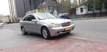 Mercedes-Benz C 200 2 л. 2001
