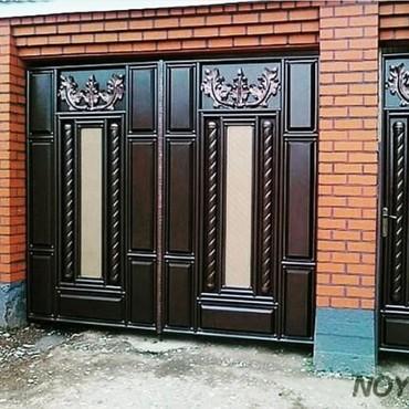 ремонт ворот - Azərbaycan: Ворота за 1 квадратный метр 450 манат