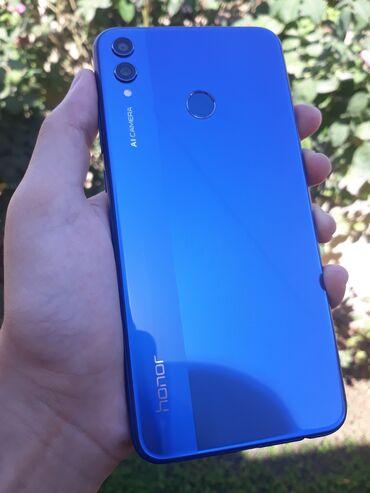 Honor 8x Есть трещина в верхнем левом углу телефона маленькая на работ