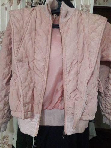 Супер класная курточка на девочку от 7 в Бишкек