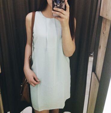 palto razmer 46 в Кыргызстан: Платье шифон, размер 44-46