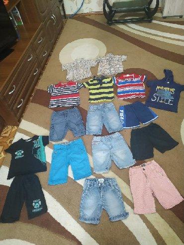 летние шорты в Кыргызстан: Летний набор на от3 до 6лет.(9шорт фирменные acoola, b.p.c.