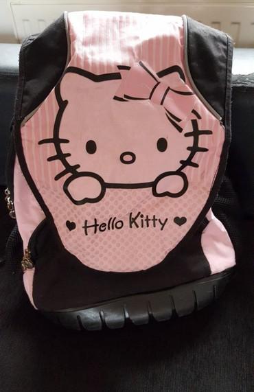 Skolski-ranac - Srbija: Hello Kitty Ranac (Svajcarska)Prelep Hello Kitty Ranas za Skolu. Sa 3