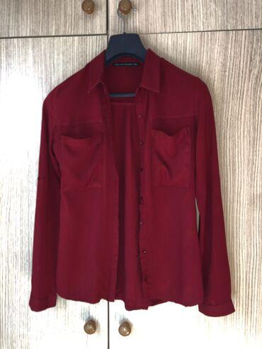 🧨Zara woman рубашка, привезено из турции. Размер м (28-30). Европейск