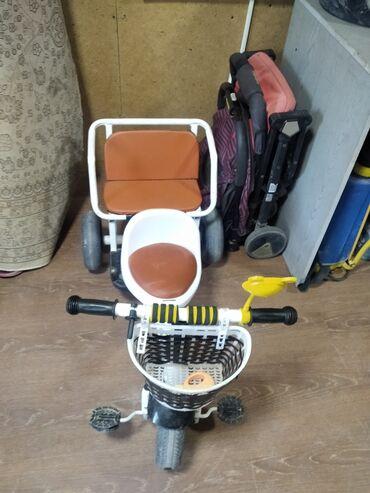 Детский мир - Тынчтык: Продаем велосипед