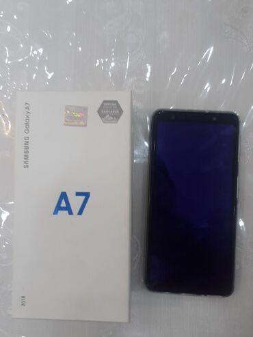 Yeni Samsung A7 64 GB göy
