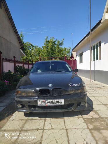 Автомобили - Джалал-Абад: BMW 5 series 2.2 л. 2000   365000 км