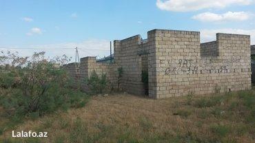 İmişli şəhərində İmişlidə 6 sot ərazidə, yarım tikili evlə birlikdə. Ev 145