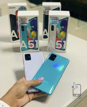 ucuz mac - Azərbaycan: Yeni Samsung A51 128 GB qara