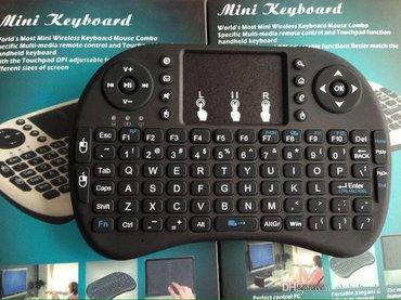 Bakı şəhərində Bluetoothla cihazlara qoshulan mini klavyatura. Smart box,smart