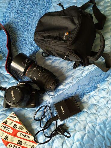 Электроника в Далимамедли: Canon 500d