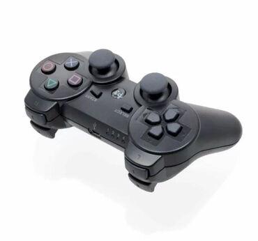 геймпад для гонок в Кыргызстан: Геймпад Sony DualShock 3 реплика  Рули, джойстики, геймпадыSony Геймпа