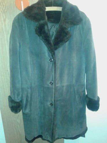 Krzneni kaputi | Valjevo: Zenska jakna od koze i krzna. Nosena,u izuzetnom stanju,kao