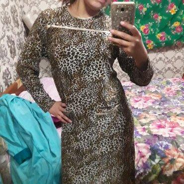 туники со штанами в Кыргызстан: Национальный костюм со штанами материал холодок размер 46. 48 отдам за