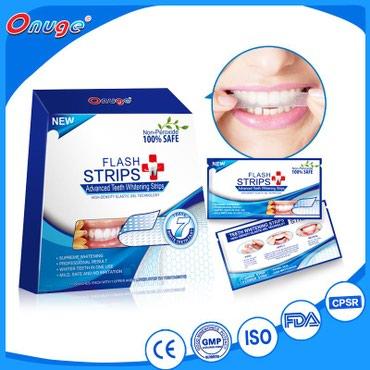 Пластинки для отбеливание зубов! в Лебединовка