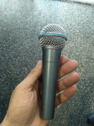 Микрофоны Shure 58A, Samson S11, AKG D8000M, Behringer C-02, в Бишкек
