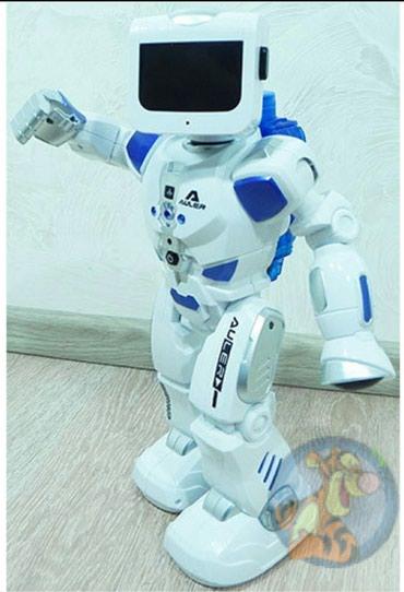 Робот на инфракрасном управлении. в Кок-Ой