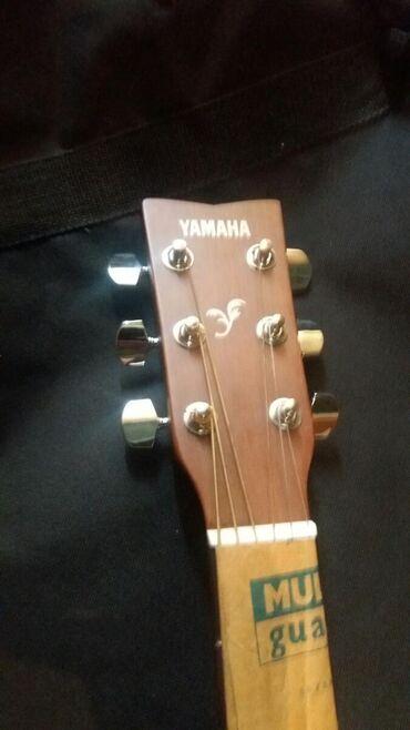 Спорт и хобби - Боконбаево: Новый Yamaha f310 не играли обмен интересуют