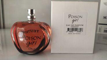 Ətriyyat Xırdalanda: Dior Poison Girl, Orijinal tester, 1 eded qalib. Endirimli qiymete