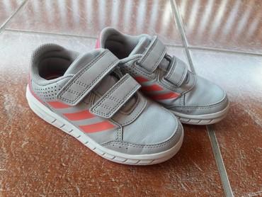 Adidas-patikice-kozne - Srbija: ADIDAS PATIKE 28 ODLICNE. PATIKICE SU OCUVANE, BEZ OSTECENJA. ORIGINAL