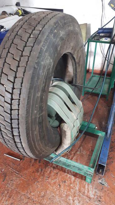 Шины и диски - Шопоков: Высококачественный ремонт грузовой резины и резины КГШ- погрузчики
